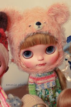 Blythe Meeting (December 14, 2013) by Emmie Ame, via Flickr