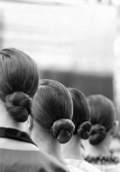 18 Beautiful Buns