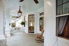 This Southern-Style Porch Is the Stuff of Dreams
