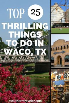 Top 25 things to do in waco, tx texas vacations, texas roadtrip, texas Texas Vacations, Texas Roadtrip, Texas Travel, Vacation Places, Vacation Spots, Travel Usa, Places To Travel, Travel Destinations, Vacation Ideas