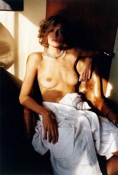 Daria Werbowy for Céline SS13