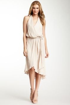 Haute Hippie Love Me Silk Dress