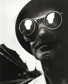 Steel Worker by W. Eugene Smith  1950s