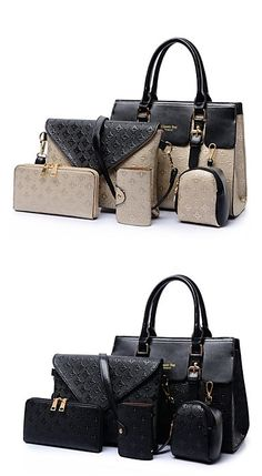 Keep the same style but with different sizes! Click to get this bag set for $36 <3