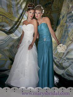 Mary's Bridal: 5294  Bridesmaid Mary's Bridal, Bridal Gowns, Wedding Gowns, Seating Chart Wedding, Dress Rings, Simple Weddings, Wedding Planning, Wedding Ideas, Bridesmaid