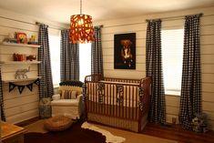 Love it - Ashley's Nursery from Smitten Design