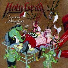 "Seasons Bleedings 7"" (available of Red or Green vinyl) - $6.66"