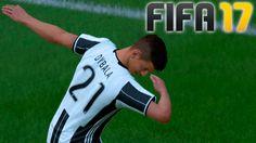 http://www.fifa-planet.com/ DAB in FIFA 17!! Juventus vs Inter - FIFA 17 DEMO Gameplay