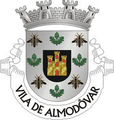 Municipality of Almodôvar, Beja, Portugal (Area 777.9 Km²) #Almodôvar #Beja #Portugal (L17216)