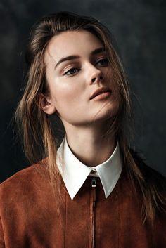 "Monika ""Jac"" Jagaciak by Sebastian Kim for Bergdorf Goodman Magazine June 2015"