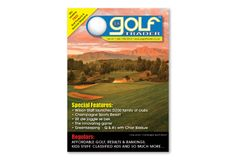 Little Blackbird Design Studio: #Magazine #Design #SA #Golf Trader - January / Feb...