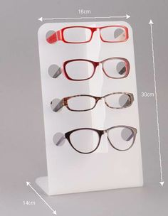 Opticians Optical Displays & Optical Stands - Counter Standing