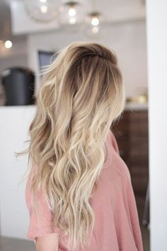 Platin blonde highlights 7 useful tips for the care of long shiny hair 7 Tips to Health and Weight L Light Blonde Hair, Brown Blonde Hair, Long Blond Hair, Blonde Hair Colors, Light Blonde Balayage, Blonde Hair Care, Blonde Hair Makeup, Gray Hair, Ombre Hair