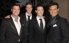 Il Divo will be at The Pavilion tomorrow night. Will you?