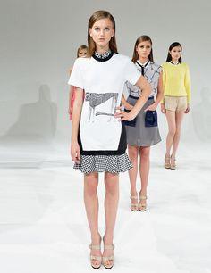 S/S14 Fashion Week Round Up | Trends | ELLE UK