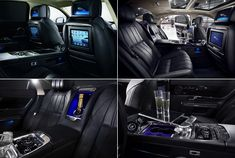 Jaguar XJ Ultimate Interior