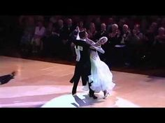 Quick Step - BRITISH PROFESSIONAL PRO F- Blackpool 2010 Ballroom   Spectacular ...auch,what a skill :)))