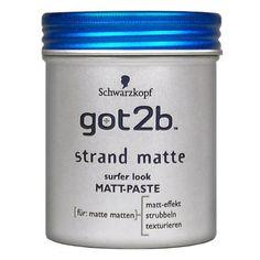 """Got2b """"Strand Matte"""" Matt-Paste - ROSSMANN Online-Shop"""