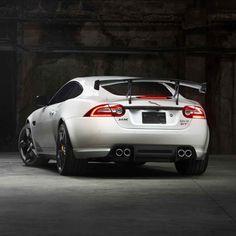 Jaguar XKR-S GT - Acquire