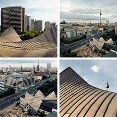 Heike Ollertz Photographer / Fotografie / Hamburg | GDR Architecture Identity Berlin / DDR Architektur / Ahornblatt