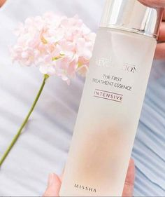Missha - Time Revolution First Treatment Essence | 10 Korean Skin Care Products to Add to Your Beauty Regimen, check it out at http://makeuptutorials.com/korean-skin-care-products/