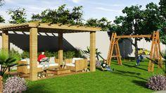 paisagismo residencial pequenos espaços - Pesquisa Google