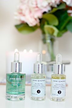 Skincare Takeover : Anne Semonin