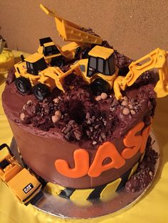 Cake by Shea Gainous for Jaspers 3rd birthday