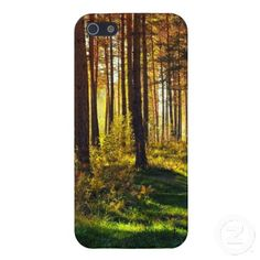 September Forest Cases For iPhone 5