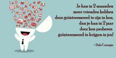 Quote van de week: les voor marketingmensen -- Tekstbureau Van Ginneken