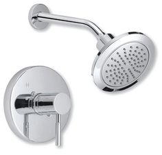 Mirabelle® Edenton® 2 gpm Single Handle Trim Shower in Polished Chrome MIRED8020ECP