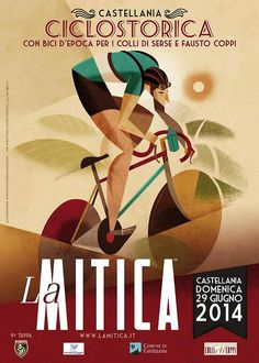 gibier3000:  La Mitica made a nice poster for this year's event!