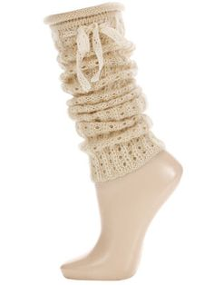 boot socks...um I remember when they were called leg warmers