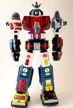 voltron vehicle force - Google Search