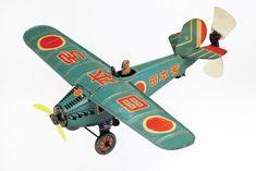 My Toy Airplanes – 1910-1960   Antique Toy World Magazine