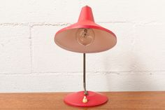 RIETVELD STYLE INDUSTRIAL DESK LAMP