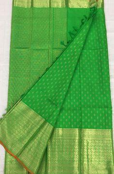 Pure Handloom Gadwal Silk Sarees - Elegant Fashion Wear