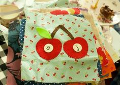 Quilting hen party - each person creates an individual square then they are all sewn together and given to the bride as a momento. Love this idea... wish I'd done this with my hens now
