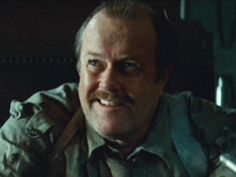 Character actor M. Emmet Walsh played Captain Bryant, Deckard's boss.