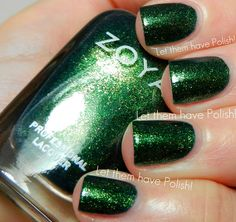 Let them have Polish!: Zoya Ornate Collection- Holiday 2012 Swatches