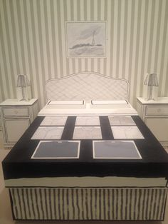 Sketching your bedroom? Great inspirational exhibition on Paul Smith's history and career @ Design Museum