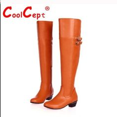 Over Knee High Boots Brand new Shoes Over the Knee Boots