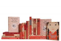 Children's Tales In Cinnamon & Sugar Book Set, S/20 - $275.00