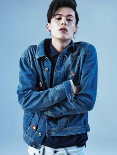 Kim Won Joong: First Asian to model for Prada