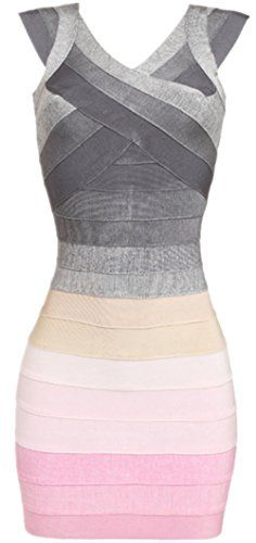 Women`s Gradient Off Shoulder Bandage Dress (X-Small, Gradient) Bandage Dress http://www.amazon.com/dp/B00P6C40FS/ref=cm_sw_r_pi_dp_RbtFub0XX5M80