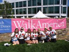 NCSU WalkAmerica 2007