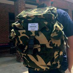 VU Oakwood Avenue Backpack (Camo)
