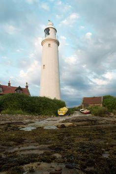 St Mary's lighthouse by Tony Dougan on 500px