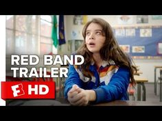 The Edge of Seventeen Official Red Band Trailer 1 (2016) - Hailee Steinfeld Movie - YouTube