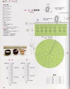 Boxes chart Diy Crochet Basket, Crochet Bowl, Crochet Basket Pattern, Cute Crochet, Knit Crochet, Crochet Patterns, Crochet Case, Crochet Diagram, Crochet Gifts